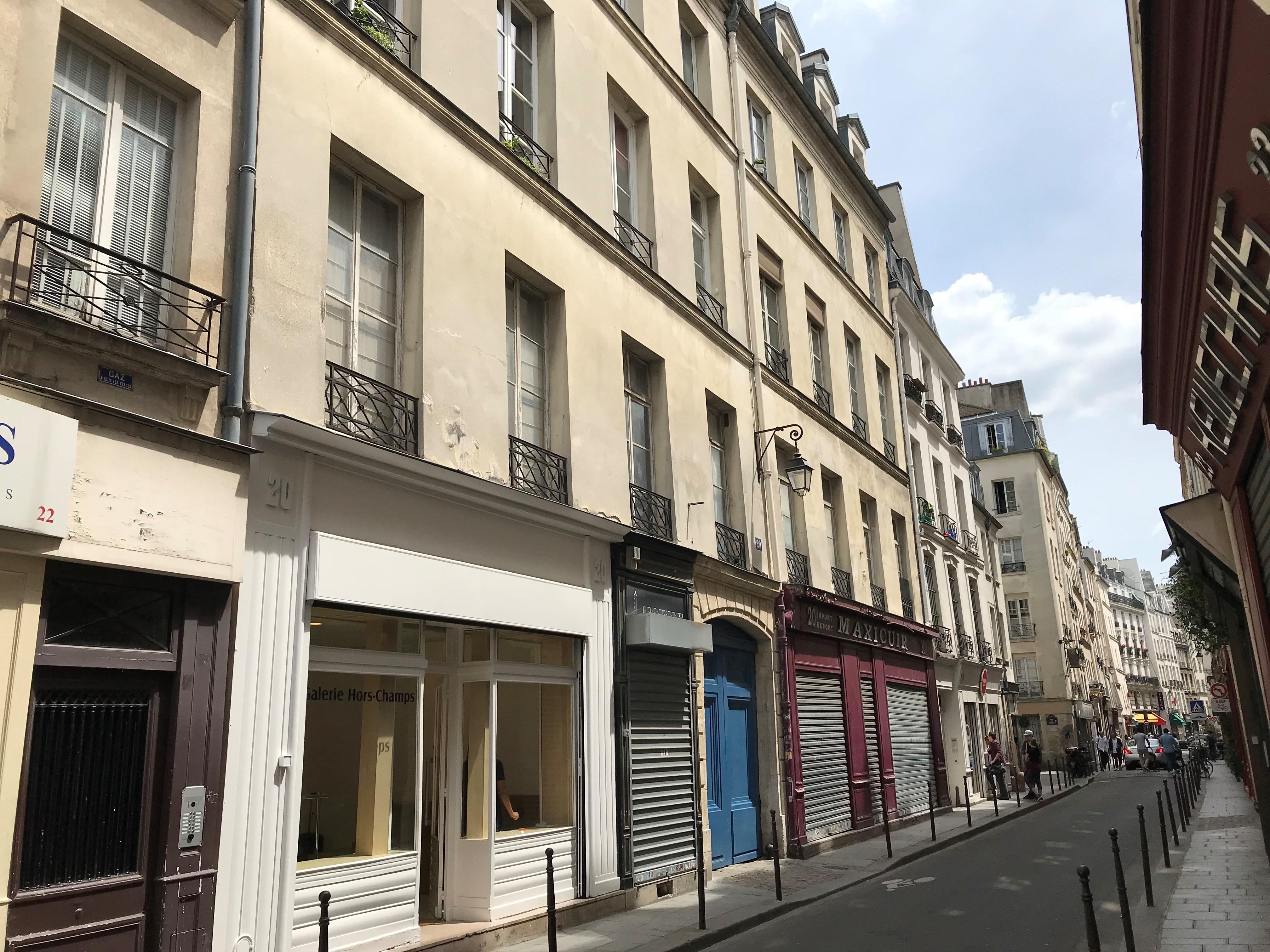 Projet Le Coeur du Marais, un exemple d'investissement de crowdfunding en obligation immobilière financé sur Fundimmo.com