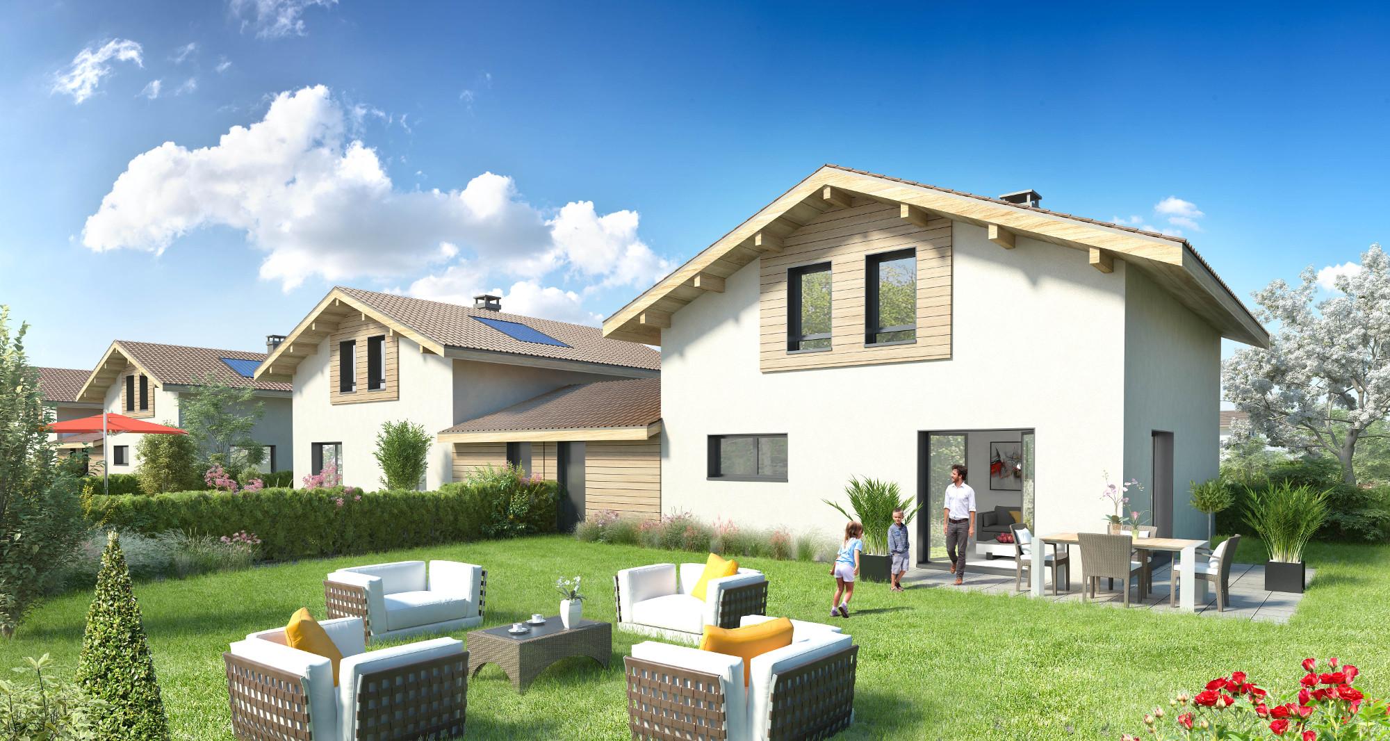 Projet Le Village des Muses, un exemple d'investissement de crowdfunding en obligation immobilière financé sur Fundimmo.com