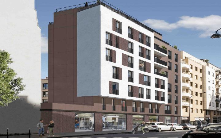 Projet Plaza , un exemple d'investissement de crowdfunding en obligation immobilière financé sur Fundimmo.com