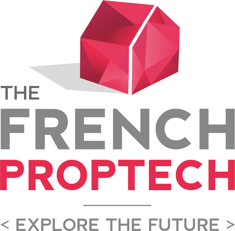 The french proptech logo